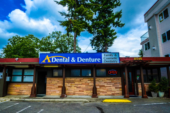 Seattle Dentist Denture